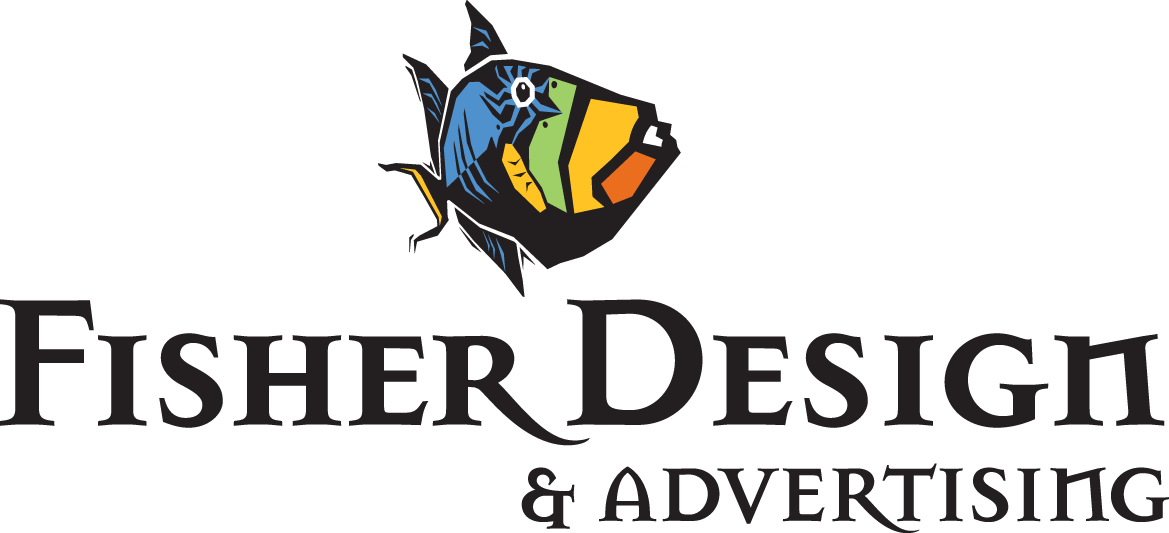 Fisher Design & Advertising logo