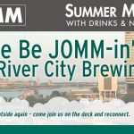 W be JOMM-in at River City Brewing